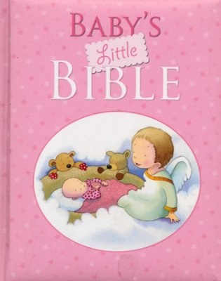 Baby's Little Bible: Pink