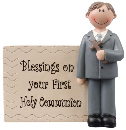 Boy Blessings on Your First Holy Communion