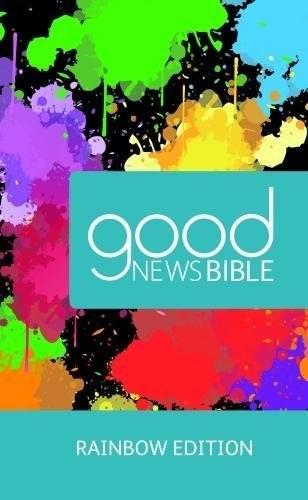 Good News Bible, Rainbow Edition, hardback