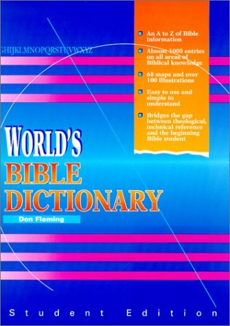 World's Bible Knowledge Dictionary