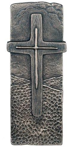 Christian Cross Plaque - Genesis