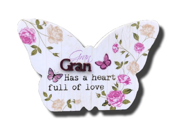 Gran Blooms Butterfly