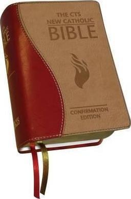 CTS New Catholic Bible Confirmation Edition