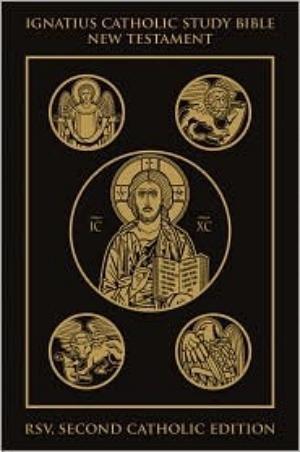 Ignatius Catholic Study Bible, New Testament RSV