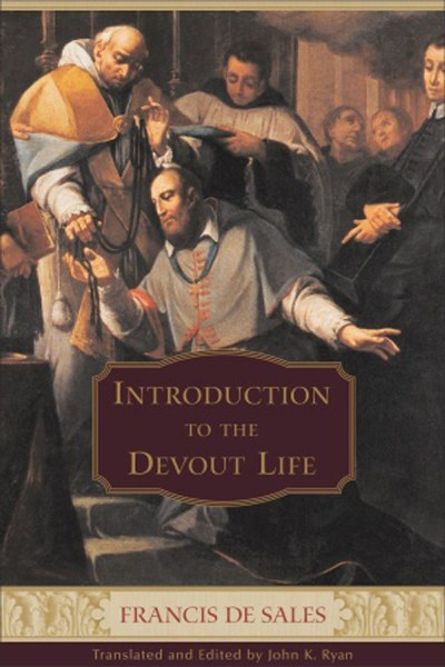 Image result for introduction to the devout life