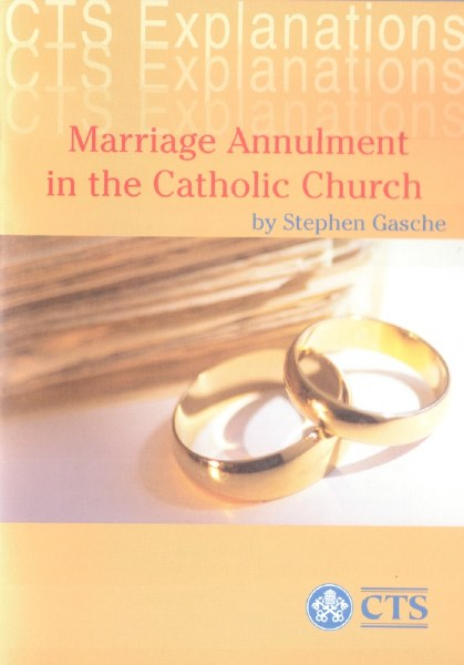OP - Marriage Annulment in the Catholic Church
