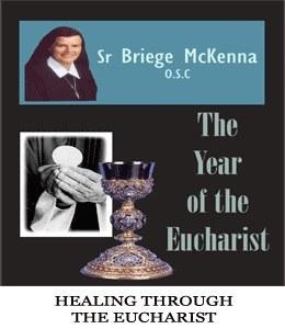 The Year of the Eucharist: Healing Through the Eucharist