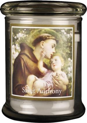 St Anthony LED Candle