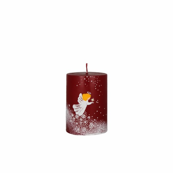 Christmas Angel Candle (10 x 7cm)
