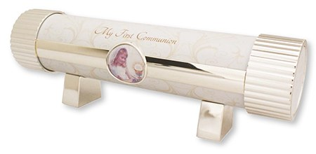 Girl First Holy Communion Certificate Holder