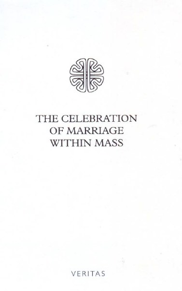 The Celebration of Marriage within Mass