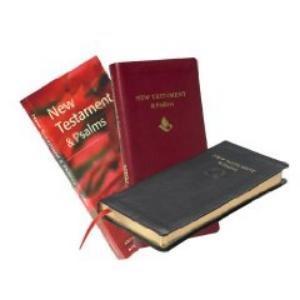 NRSV New Testament & Psalms PB