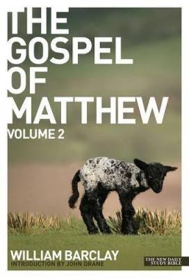 Matthew Volume 2: Daily Study Bible