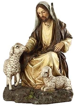 Good Shepherd Statue (20cm)