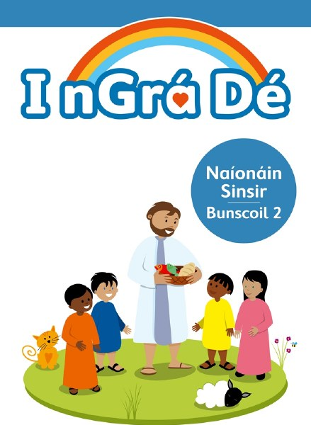 I nGra De 2 Pupil Book, Senior Infants