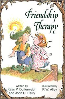 Friendship Therapy Elf Help