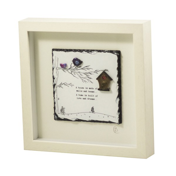 Love and Dreams Framed Picture