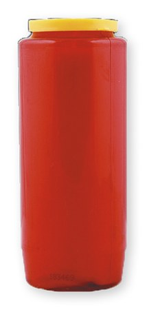 Red 7 Day Sanctuary Candle