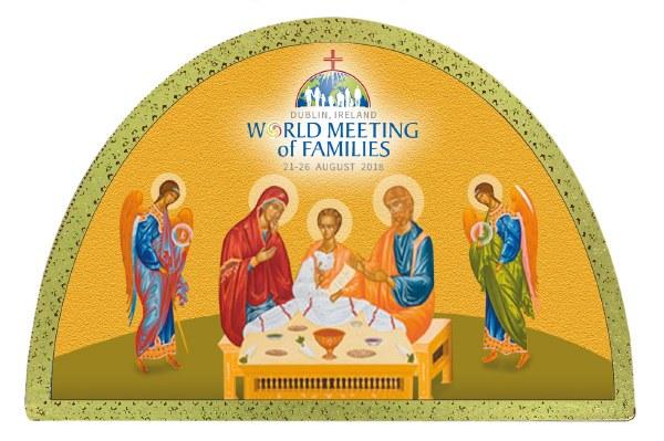 Holy Trinity WMOF Arch Icon