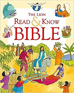 Lion Read and Know Bible, paperback