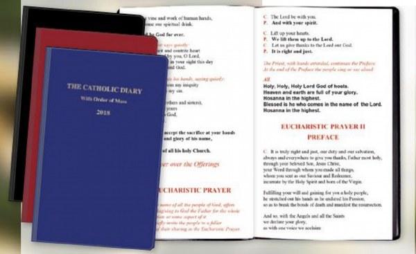 2020 Veritas Catholic Diary