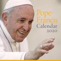 Pope Francis Calendar 2020