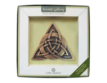 Trinity Knot Plaque