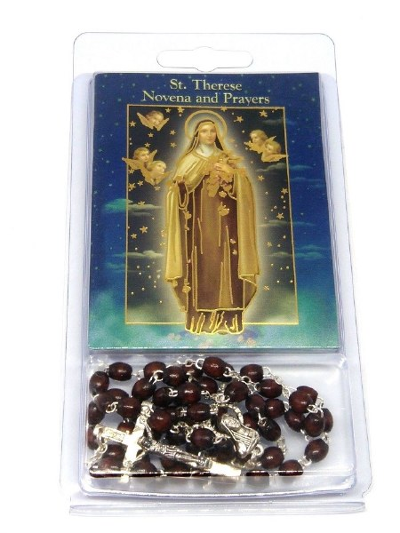 St Therese Novena and Rosary