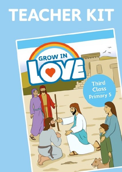 Grow In Love 5 Teacher Kit, 3rd Class