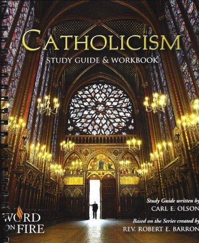 Catholicism Study Guide & Workbook 2nd Edition