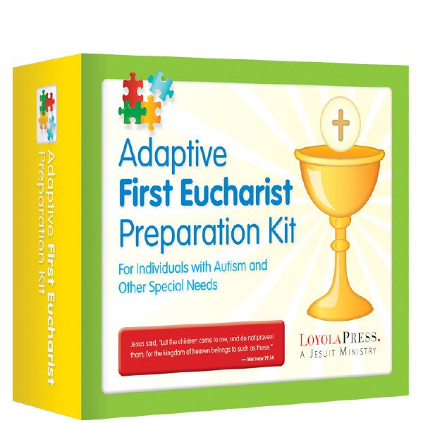 Adaptive First Eucharist Preparation Kit