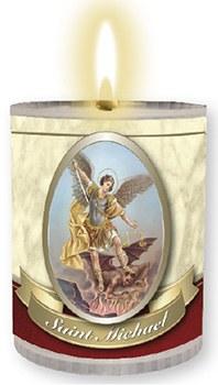 St Michael Votive Candles