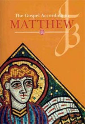 Gospel According to Matthew, Large Print