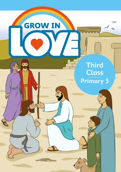 Grow In Love 5 Pupil Book, 3rd Class