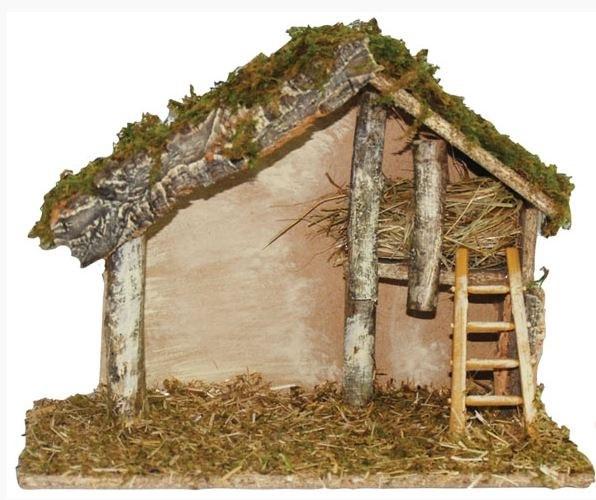Small Nativity Shelter