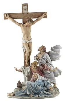 The Crucifixion Veronese Statue (32cm)