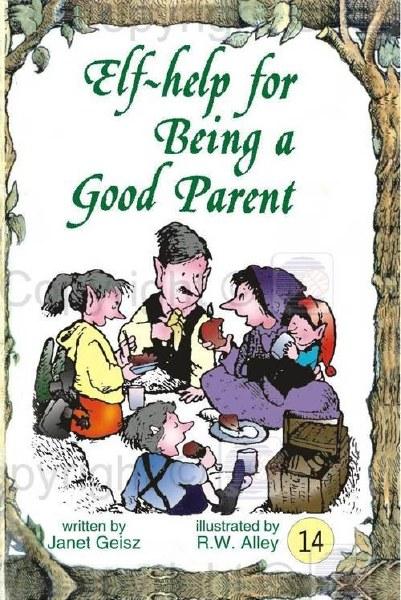 Elf Help for Being a Good Parent
