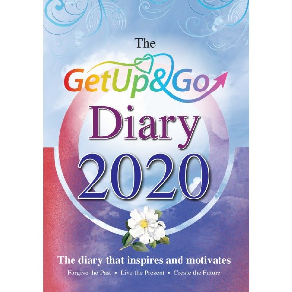 Get Up and Go Diary 2020, (Paperback)