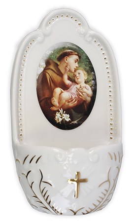 St Anthony Holy Water Font