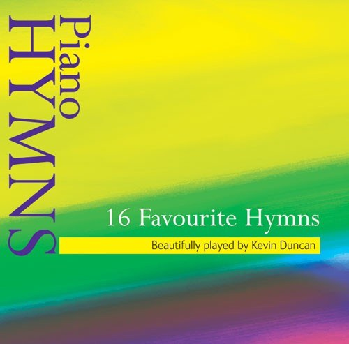 Piano Hymns 16 Favourite Hymns