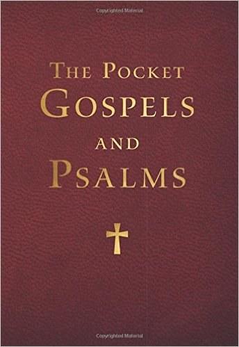 Pocket Gospels and Psalms, softcover