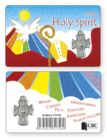Confirmation Prayer Leaflet