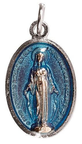 Enamelled Miraculous Medal