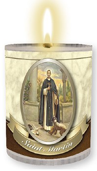 St Martin Votive Candles Pack of Four