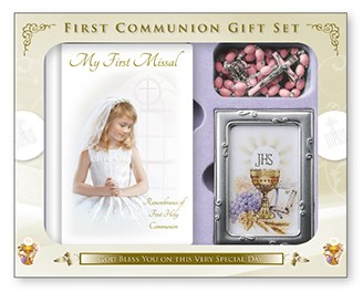 Girl First Holy Communion Giftset