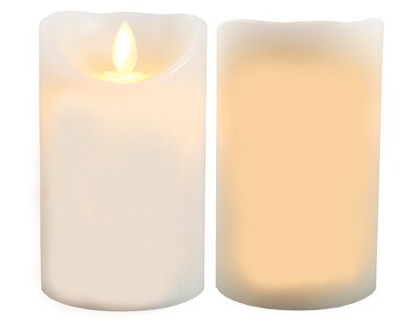 LED Candle with Scented Wax