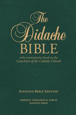 Didache Bible: RSV with Commentaries. Leather