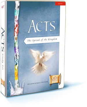 Acts The Spread of the Kingdom, Study Set