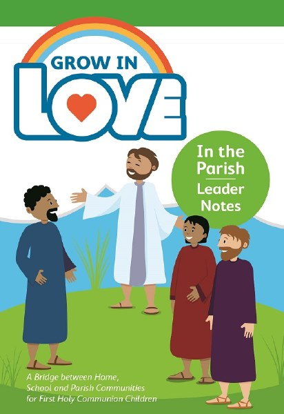 Grow In Love In the Parish Leader Book