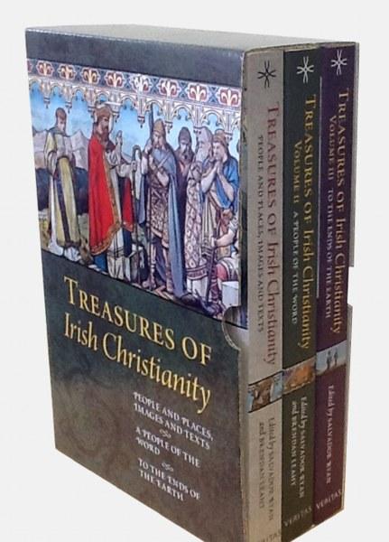 Treasures of Irish Christianity Boxed set